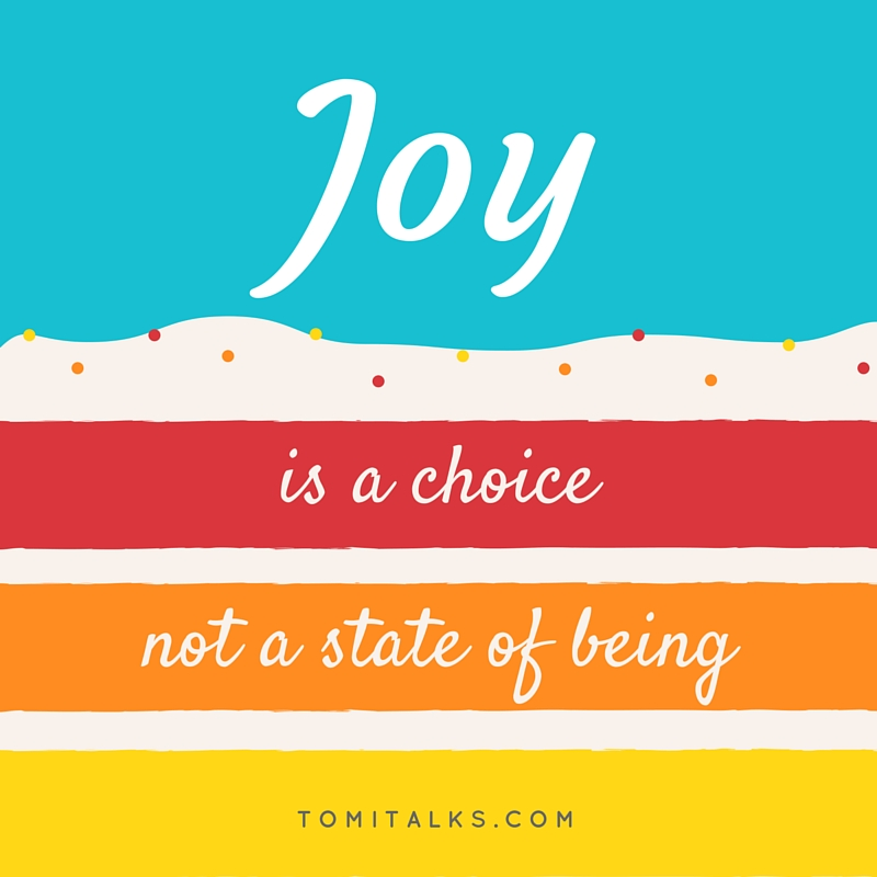 Choose Joy