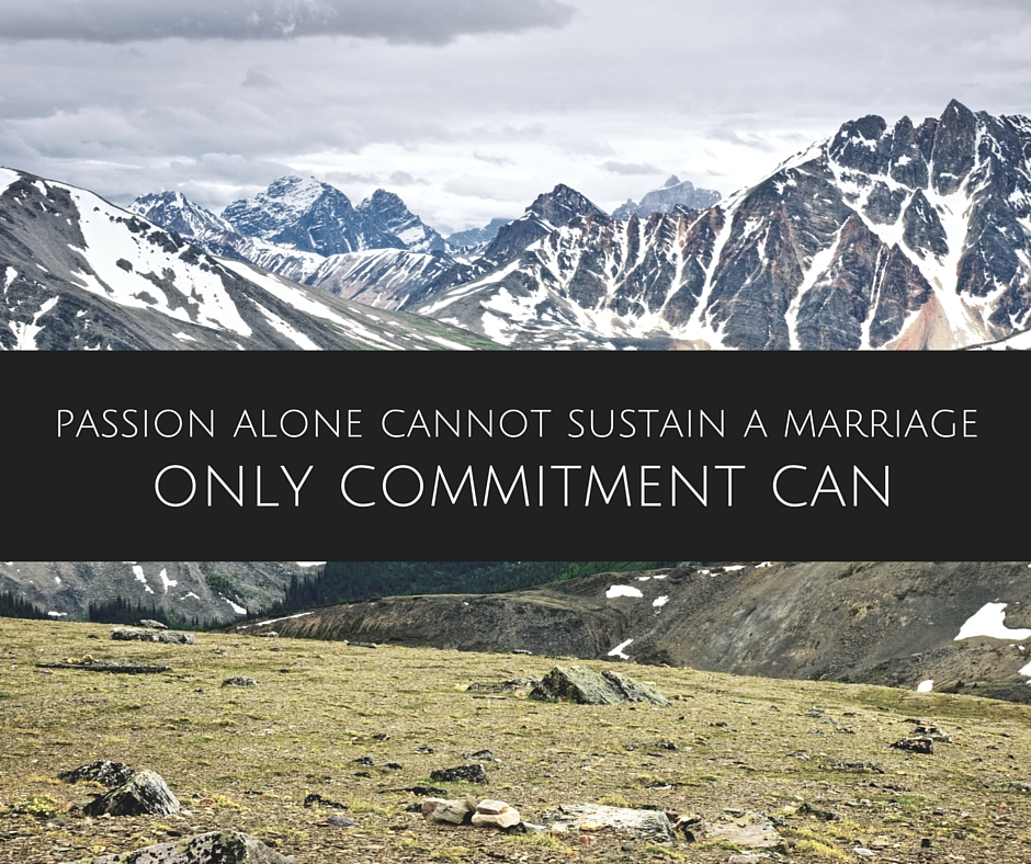 Commitment required