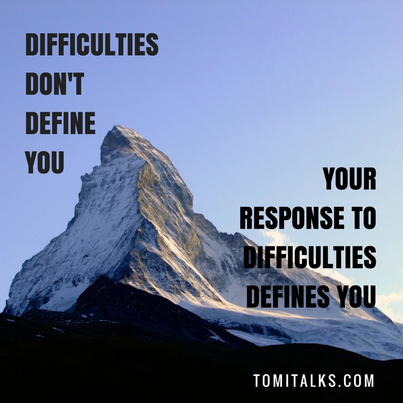 How will you respond-