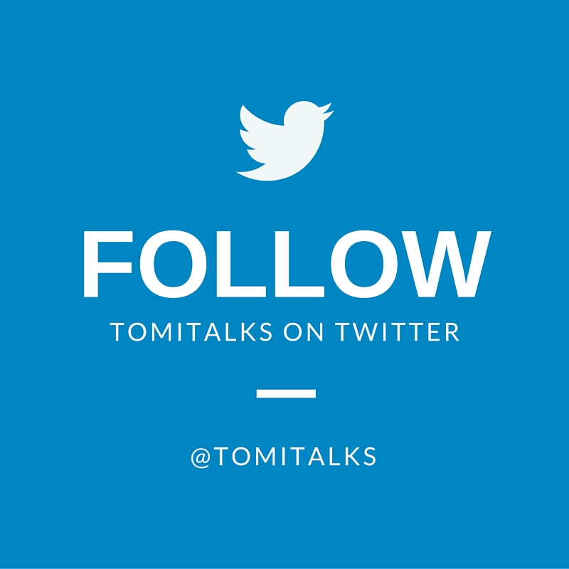 Tomitalks on Twitter